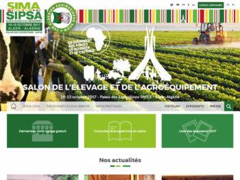 Le salon de l'élevage et de l'agroéquipement se tient actuellement en Algérie du 10 au 13 octobre 2017